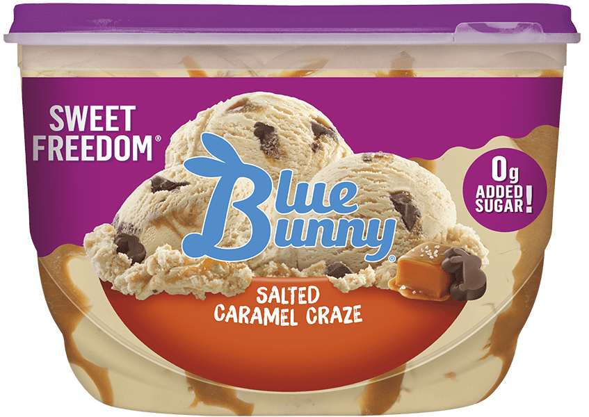 Sweet Freedom® Salted Caramel Craze