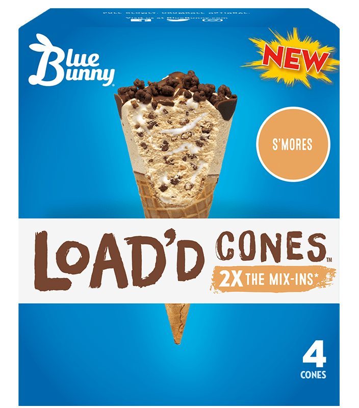 Load'd Cones™ S'mores