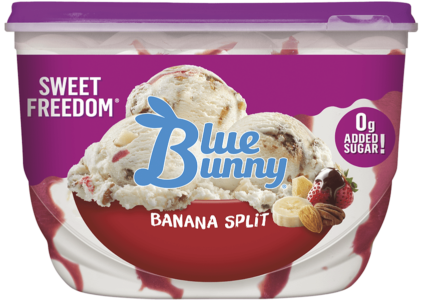 Sweet Freedom® Banana Split