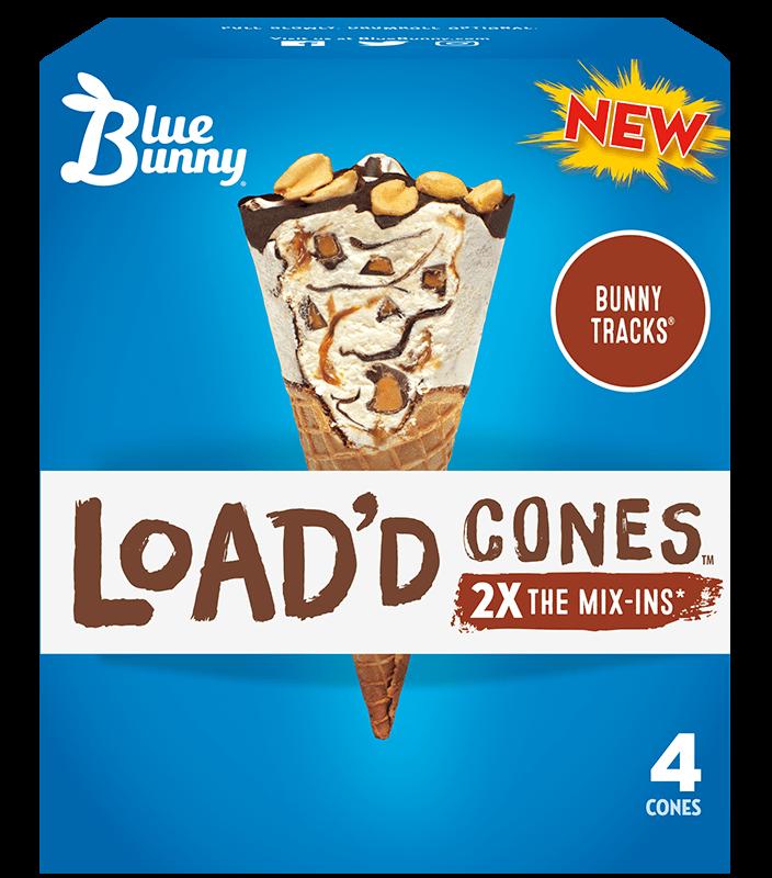 Load'd Cones™ Bunny Tracks®