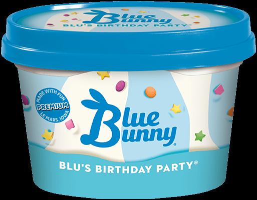 Fine Blus Birthday Party Blue Bunny Funny Birthday Cards Online Aeocydamsfinfo