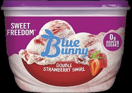 Sweet Freedom® Double Strawberry Swirl
