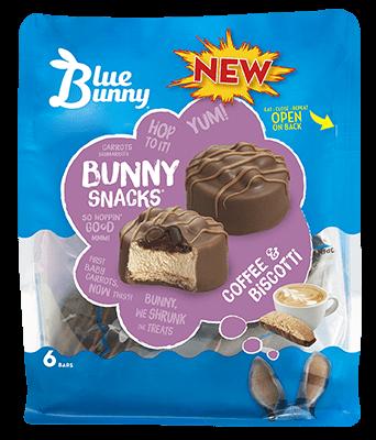 Coffee & Biscotti Bunny Snacks®