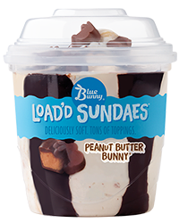 Load'd Sundaes® Peanut Butter Bunny®