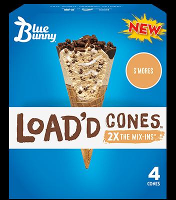 Load'd Cones® S'mores