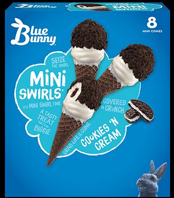 Cookies 'n Cream Mini Swirls®