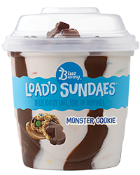 Load'd Sundaes® Monster Cookie
