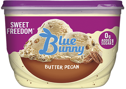 Sweet Freedom® Butter Pecan