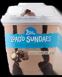 Load'd Sundaes® Triple Chocolate Malt