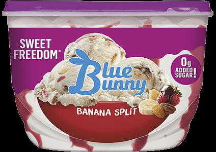 Sweet Freedom® Banana Split