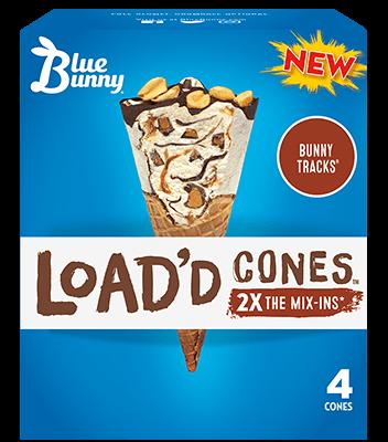 Load'd Cones® Bunny Tracks®