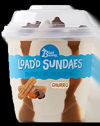 Load'd Sundaes® Churro
