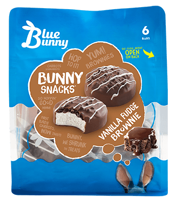 Vanilla Fudge Brownie