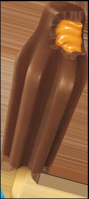 Chocolate Caramel Sundae