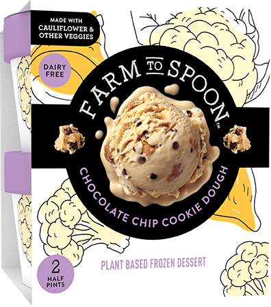 Farm to Spoon Chocolate Chip Cookie Dough
