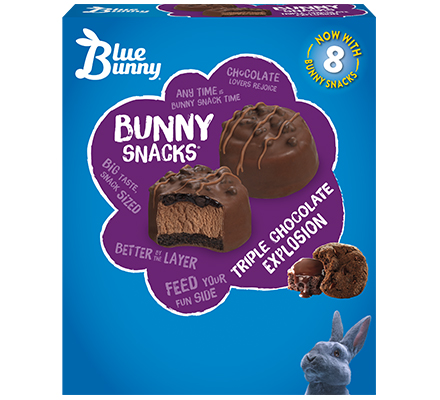 Triple Chocolate Explosion<br />