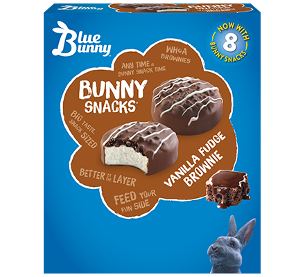 Vanilla Fudge Brownie<br />