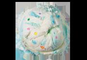 Birthday Cake<br /> Premium Ice Cream