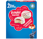 Strawberry Cheesecake Bunny Snacks®