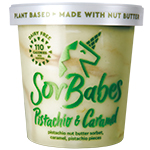 Sorbabes® Pistachio & Caramel