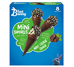 Mint Cookie Crunch Mini Swirls®