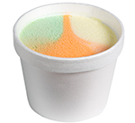 Rainbow Sherbet Cup