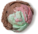 Spumoni Premium Ice Cream