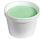 Lime Sherbet Cup