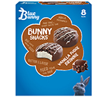 Vanilla Fudge Brownie Bunny Snacks®