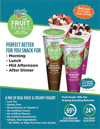 Dippin' Dots® Fruit Pearls® Rebate