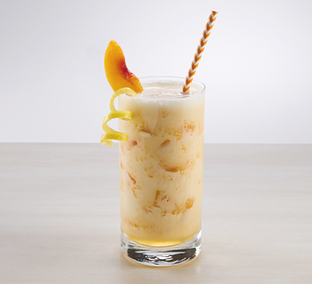 Southern Lemon & Peach Slushie