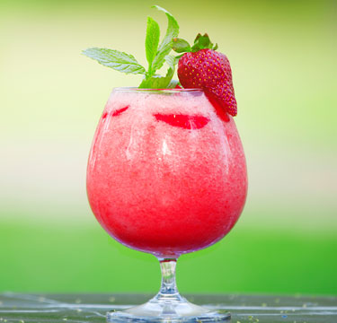 Pink Lady Mocktail