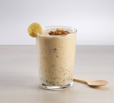 Banana Yogurt Shake