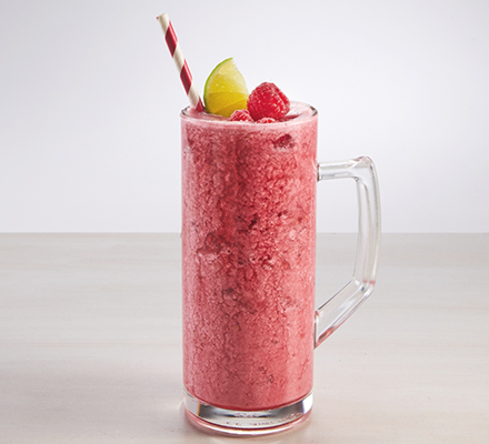 Wildberry Ginger Slushie