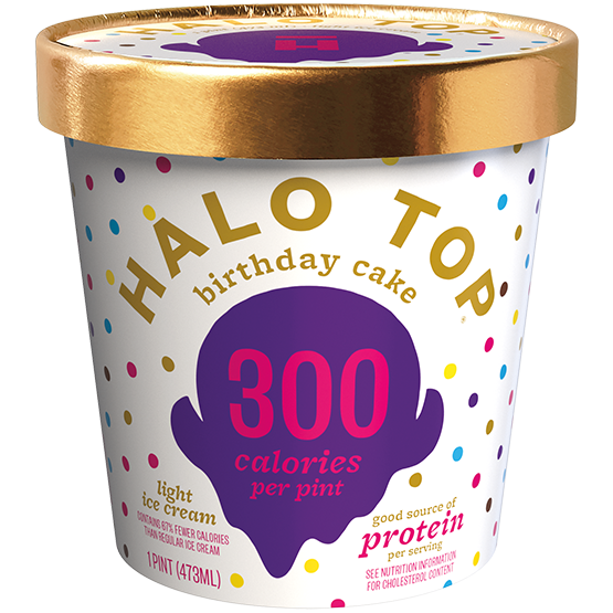 Fabulous Dairy Ice Cream Flavors Halo Top Funny Birthday Cards Online Inifodamsfinfo