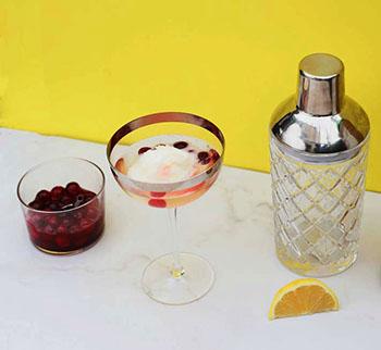 Babes n' Bubbles Cocktail