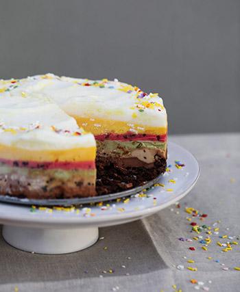 SorBabes Birthday Cake