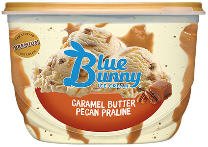 Caramel Butter Pecan Praline