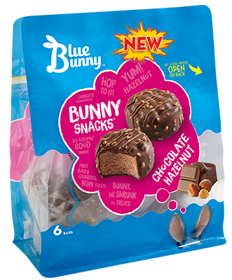 Chocolate Hazelnut Bunny Snacks™