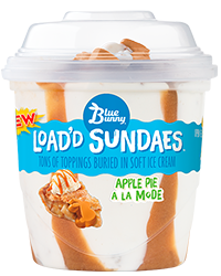 Load'd Sundaes® Apple Pie A La Mode