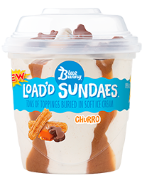 Load'd Sundaes® Churro