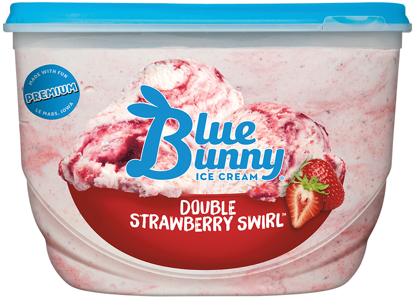 Double Strawberry Swirl™
