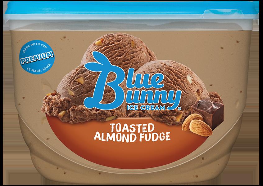 Toasted Almond Fudge