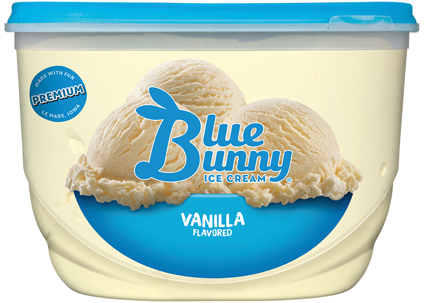 Ice Cream Dessert Recipes Ideas Blue Bunny