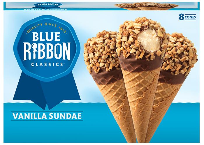 Ice Cream Frozen Treats Amp Sherbet Blue Ribbon Classics