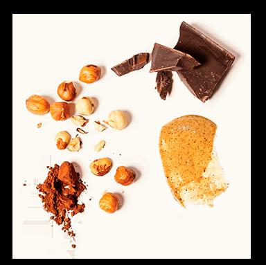 Cocoa Haze Inclusions