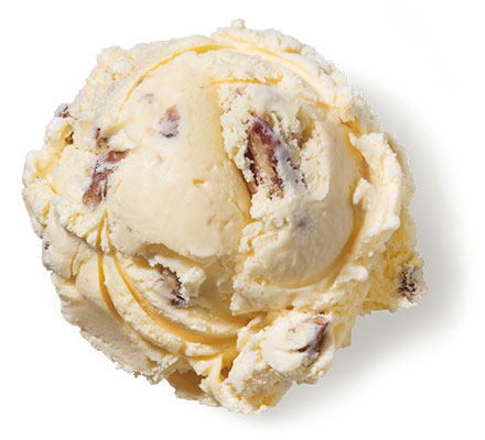 Butter Pecan Premium Ice Cream