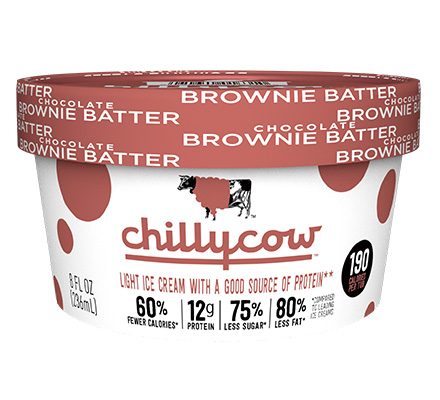 Chilly Cow® Chocolate Brownie Batter