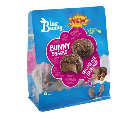 Chocolate Hazelnut Bunny Snacks™