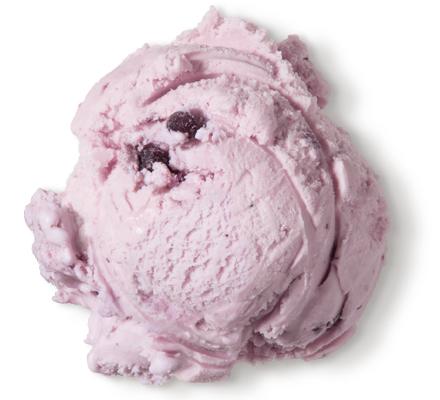Huckleberry Premium Ice Cream